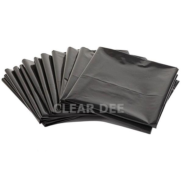 ถุงขยะพลาสติก สีดำ 30 x 40 นิ้ว ( 5 กก. )