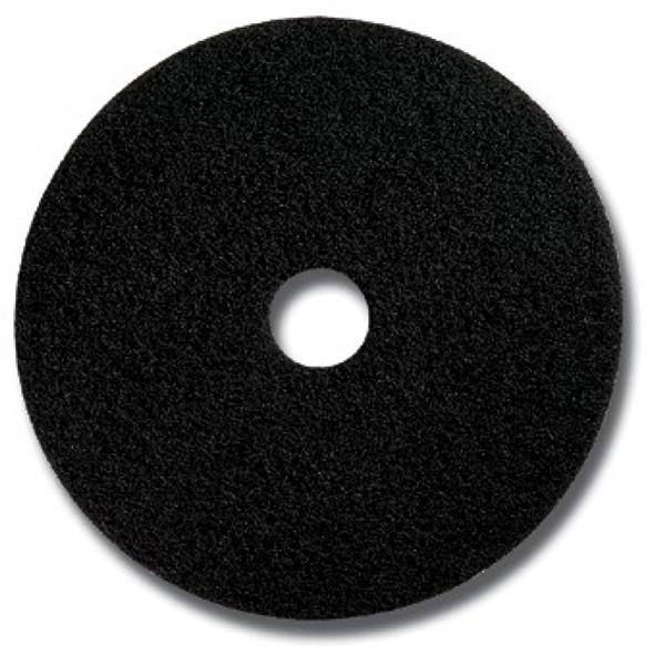 แผ่นขัดพื้น 3M สีดำ 7200 ขนาด 14 นิ้ว
