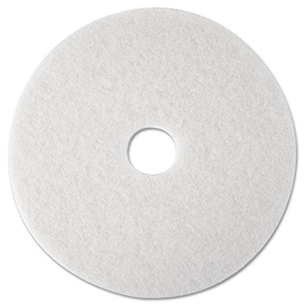 แผ่นปั่นเงา 3M สีขาว 4100 ขนาด 16 นิ้ว
