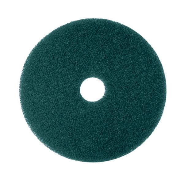 แผ่นขัด 3M สีเขียว ขนาด 14 นิ้ว - 5 แผ่น